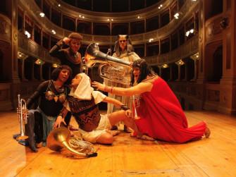 Quintetto di ottoni Gomalan Brass