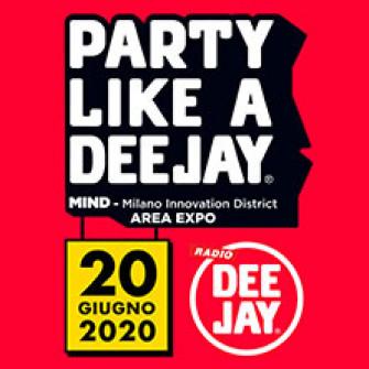 party deejay biglietti