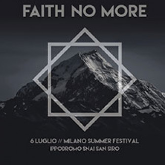 faith no more biglietti