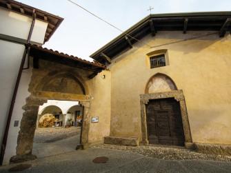Un borgo antico, un convento e sapori di-vini