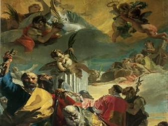 La Grande Tela del Tiepolo e l'Oratorio dei Disciplini