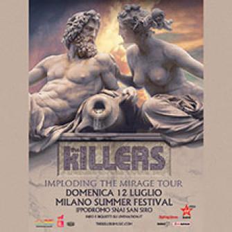 the killers biglietti