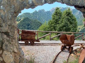 Conoscere le miniere di Gorno