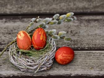 Pasqua a Castione della Presolana