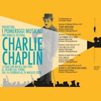 festival charlie chaplin biglietti