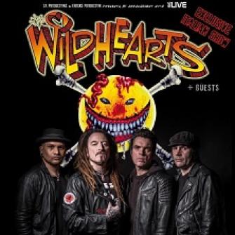 wildhearts biglietti