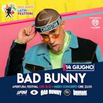 bad bunny biglietti