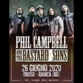 phil campbell biglietti