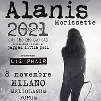 alanis morissette biglietti 2