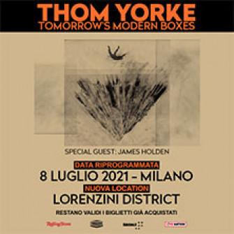 thom yorke biglietti