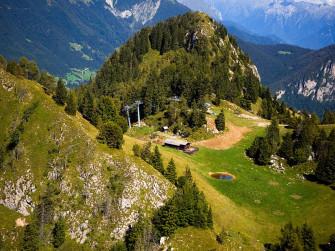 Trekking al Monte Scanap&agrave