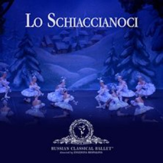 schiaccianoci russian classical ballet biglietti