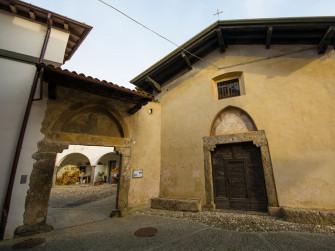 Dal Santuario di Sommaprada al centro medievale di Fino del Monte