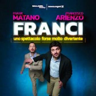 frank matano franci biglietti