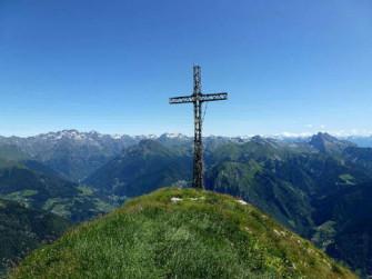 Illuminazione della Croce del Monte Secco