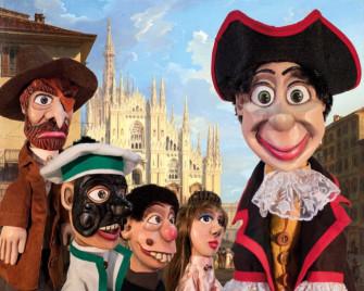 Puppets at Cambonino Museum