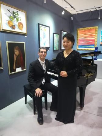 Concerto pianoforte e cantante
