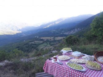 Gastro Trekking sotto le stelle alla Montagnola
