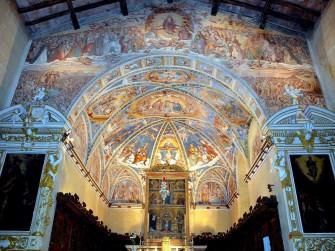 Ultima Apertura Santuario della S.S. Trinità di Casnigo