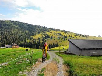 Escursione in e-bike al Monte Pora
