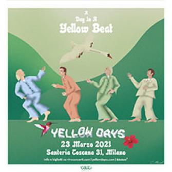 yellow days biglietti