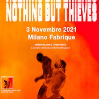nothing thieves biglietti