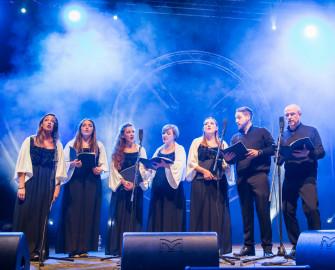 Concerto polifonico: Gruppo vocale Famiglia Sala