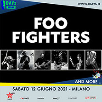 foo fighters biglietti 2