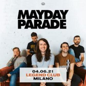 mayday parade biglietti