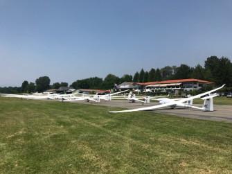 Volo a Vela: Fly Pink Gliding Master