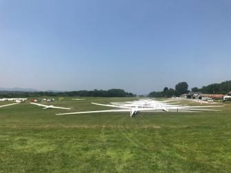 Volo a Vela: E-Glide 2021