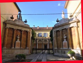 I palazzi pavesi del Marchese Luigi Malaspina di Sannazzaro