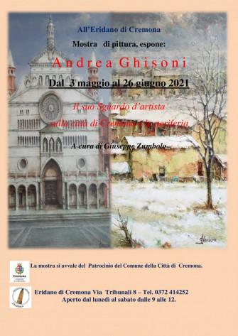 Andrea Ghisoni - Sguardo d'artista sulla città e la periferia – Personale dell'artista