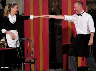 """RECUPERO: spettacolo Teatrale """"Café Belle Époque"""""""