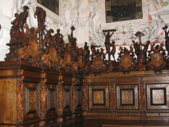 Basilica, sacrestie e Museo San Martino - II appuntamento