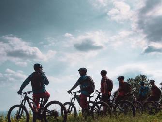 Tour in e-bike a Schilpario