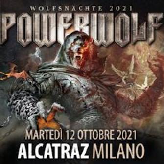 powerwolf biglietti