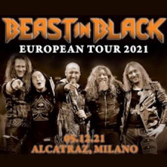 beast black biglietti
