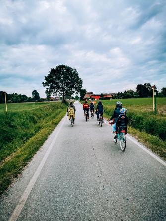 Caccia al tesoro in bicicletta