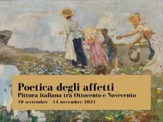 Poetica degli affetti. Pittura italiana tra ottocento e novecento