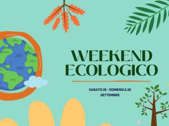 Weekend ecologico - giornata del verde pulito 2021
