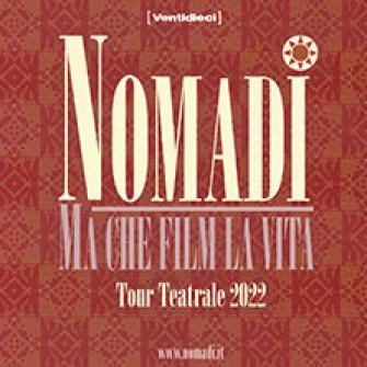 nomadi biglietti
