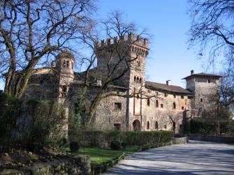 From Bergamo to Cassano d'Adda