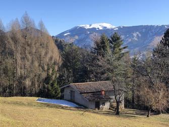 Da Rovetta alla Cappella Alpini Monte Blum