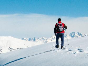 Sulle nevi del Linzone