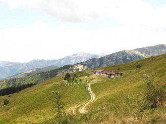 Da Parre al Monte Vaccaro