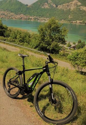 MTB E-bike hire