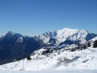 Ciaspolata ai Piani di Artavaggio con guida alpina