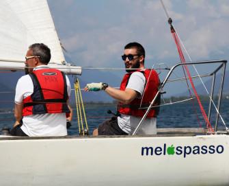 Scuola di barca a vela