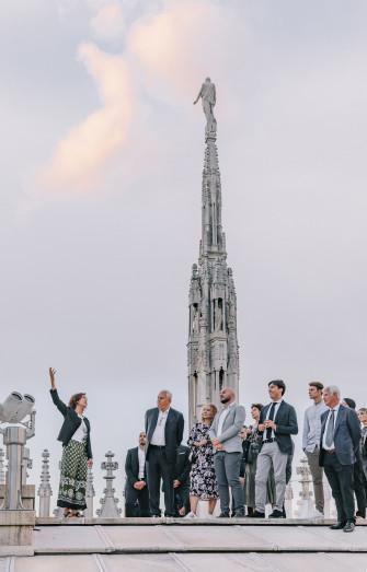 Duomo Tour Fast-Track in Italiano
